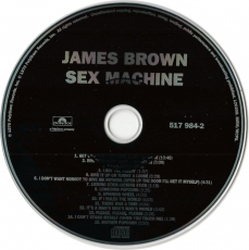 James Brown - Sex Machine (CD, Album) (gebraucht NM)