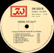 Derek Austin & Ian Hughes - There At Last! (LP, Album) (gebraucht VG-)