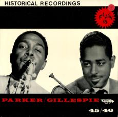 Dizzy Gillespie/Charlie Parker 45/46 (LP, Compilation) (gebraucht VG-)