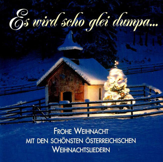 Weihnachtslieder Cd.Various Es Wird Scho Glei Dumpa Weihnachtslieder Cd Compilation Gebraucht Vg