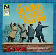 The Golden Gate Quartet - Live (LP, Special Ed.) (gebraucht VG)
