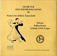 Wiener Ballorchester - Musik Für Eine Wiener Ballnacht III (LP, Vinyl) (gebraucht VG)