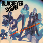 Blackeyed Susan - Electric Rattlebone (LP, Abum) (gebraucht VG)