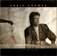 Chris Cramer - Just With Me (LP, Album) (used VG)