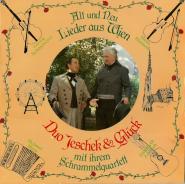 Duo Jeschek & Glück - Alt Und Neu - Lieder Aus Wien (LP, Album) (gebraucht VG)