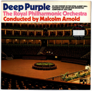 Deep Purple & The Royal Philharmonic Orchestra (LP, Album) (gebraucht VG-)