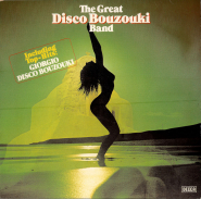 The Great Disco Bouzouki Band (LP, Vinyl) (gebraucht VG-)