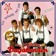 Orig. Mölltaler Vagabunden - Ich Träume Mit Dir (LP, Album) (gebraucht VG+)