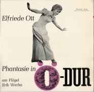 Elfriede Ott - Phantasie in Ö-dur (LP, Album) (used VG)