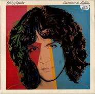 Billy Squier - Emotions In Motion (LP, Album) (gebraucht VG+)