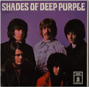 Deep Purple - Shades Of Deep Purple (LP, Album) (gebraucht VG)