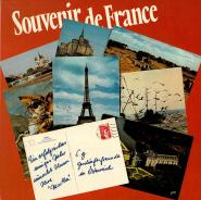 Michael Danzinger und seine Solisten - Souvenir de France (LP, Vinyl) (gebraucht VG+)