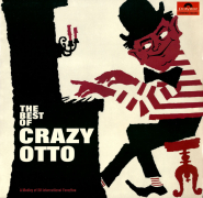 Crazy Otto - The Best Of Crazy Otto (LP, Compilation) (used VG+)