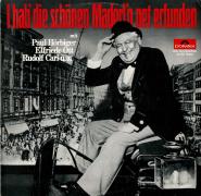 VARIOUS - I hab die schönen Maderln net erfunden (LP, Compilation, Club) (gebraucht VG)