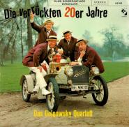 Das Golgowsky Quartett - Die Verrückten 20er Jahre (LP, Album, Club) (gebraucht VG)