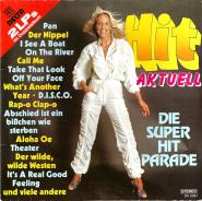 VARIOUS - Hit Aktuell (Die Super Hit Parade) (2xLP, Vinyl) (gebraucht VG)