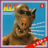 ALF - Originalaufnahmen aus der TV-Serie 1 (2LP, Hörspiel) (gebraucht VG+)