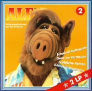 ALF - Originalaufnahmen aus der TV-Serie 2 (2LP, Hörspiel) (gebraucht VG+)