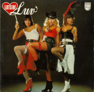 Luv - Lots Of Luv (LP, Album, Club) (gebraucht VG)