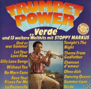 Stoppy Markus - Trumpet Power (LP, Compilation) (gebraucht VG-)