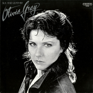 Olivia Gray - Silk And Leather (LP, Album) (used VG+)