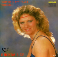 Rhonda Lee - Youre In My Heart The No. 1 (LP, Vinyl) (gebraucht VG)