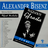 Alexander Bisenz - Auszuckte Gfrasta (LP, live) (gebraucht VG-)