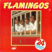 Flamingos - 24 Stunden für Wien (LP, Album) (gebraucht VG-)