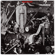 Deep Purple - Deep Purple (LP, Album) (gebraucht VG-)