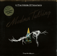 Modern Talking - In The Middle Of Nowhere (LP, Album) (gebraucht VG+)