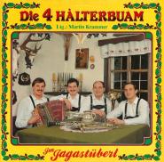 Die 4 Halterbuam - Im Jagastüberl (LP, Album) (gebraucht VG+)