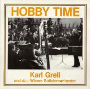 Karl Grell - Hobby Time (LP, Album) (gebraucht VG)