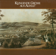 VARIOUS - Klingende Gruesse Aus Alfeld (LP, Compilation) (gebraucht VG+)