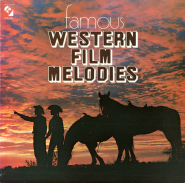 John Henry Borland And His Orchestra - Famous Western Film Melodies (LP, Album, Club) (gebraucht VG)