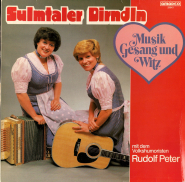 Sulmtaler Dirndln - Musik Gesang und Witz (LP, Album, Club) (gebraucht VG)
