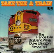 The Francis Bay Big Band - Plays Duke Ellington Favourites (LP, Album) (gebraucht VG)