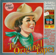 VARIOUS - The Original Tapes - The Legendary Original Masters (LP, Compilation) (used VG-)
