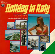 VARIOUS - Holiday In Italy (LP, Compilation) (gebraucht VG)