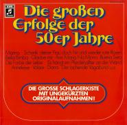 VARIOUS - Die großen Erfolge der 50er Jahre (2LP, Compilation, Club) (gebraucht VG)