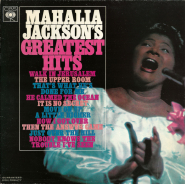 Mahalia Jacksons Greatest Hits (LP, Compilation) (gebraucht VG)
