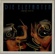 Die Elefanten - Immer Alle Immer Ich (LP, Album) (gebraucht VG+)