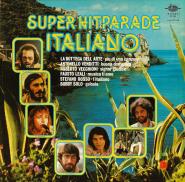 VARIOUS - Super Hitparade Italiano (LP, Compilation, Club) (gebraucht VG)