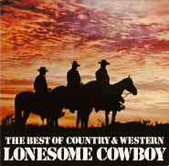 VARIOUS - Lonesome Cowboy - The Best Of Country & Western (2LP, Club) (gebraucht VG)