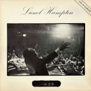 Lionel Hampton - Live In Europe (LP, Album, Club) (gebraucht VG+)