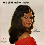 Diana - Wo Sind Meine Lieder (LP, Album) (gebraucht VG)