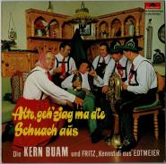 Die Kern Buam und Fritz Edtmeier - Alte,.. (LP, Album) (used)