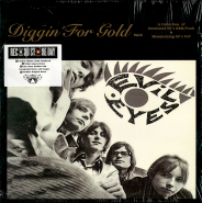 VARIOUS - Diggin For Gold Vol 6 (LP, Compilation, Numbered, Gold coloured Vinyl) (gebraucht NM)