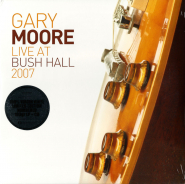 Gary Moore - Live At Bush Hall 2007 (2LP + CD, Limited, Numbered) (gebraucht NM - OVP)