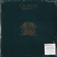 Queen - Greatest Hits II (2LP, Reissue, Remastered, Download Card, 180g) (gebraucht NM - OVP)