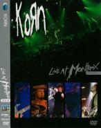 Korn - Live At Montreux 2004 (DVD, 2008) (gebraucht VG)